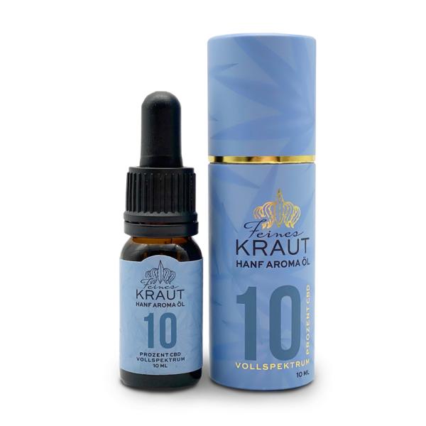 Feines Kraut eU / Online Shop für Premium CBD / Cannabis Öl 10%