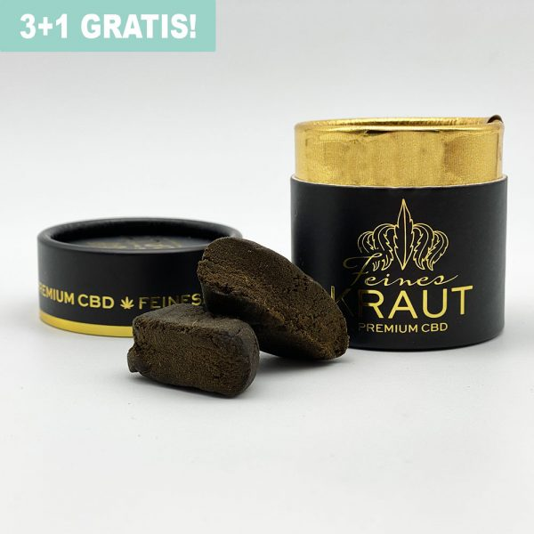 Feines Kraut eU. | Premium CBD Charas| Pollinate | CBD Hasch | CBD Weed
