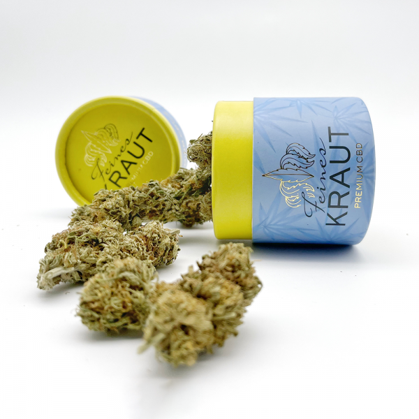 Feines Kraut eU. | Premium CBD Cheese | Aromablüten | CBD Gras | CBD Weed