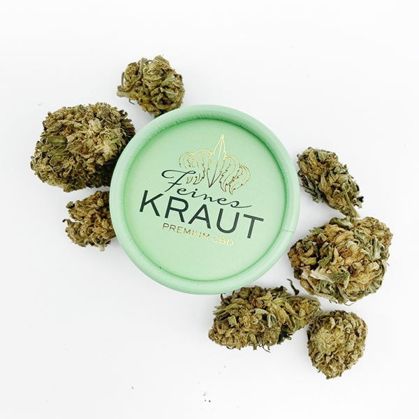 Feines Kraut eU. | Premium CBD Wedding Cake | Aromablüten | CBD Gras | CBD Weed