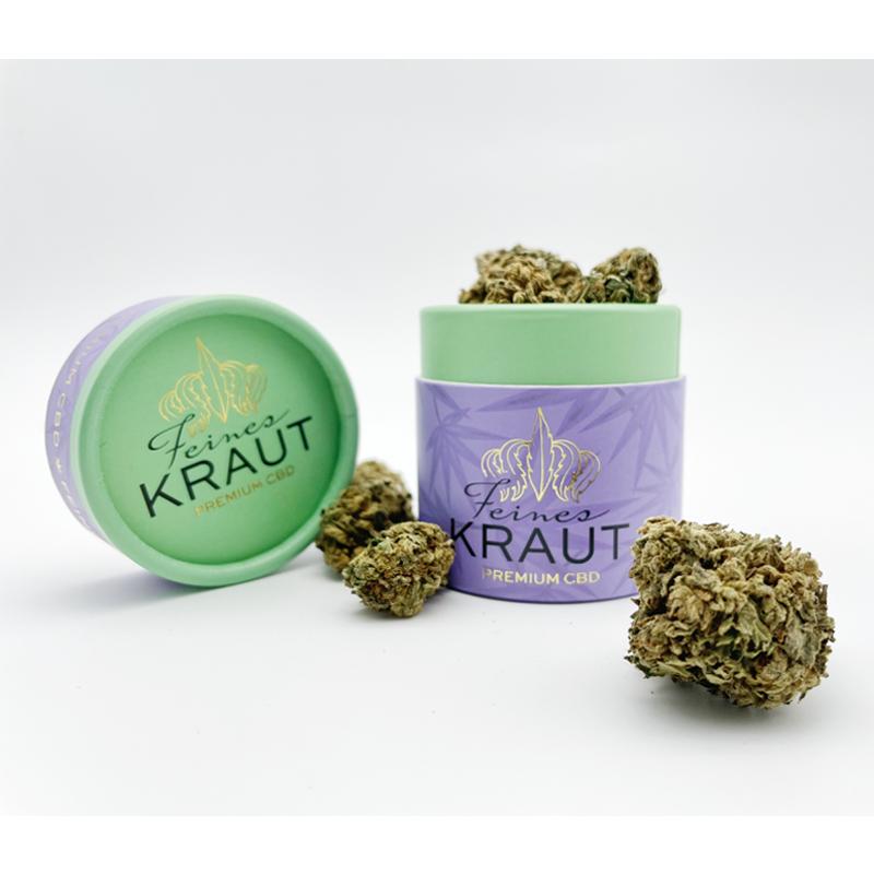 Feines Kraut eU. | Premium CBD | Aromablüten | CBD Gras | CBD Weed