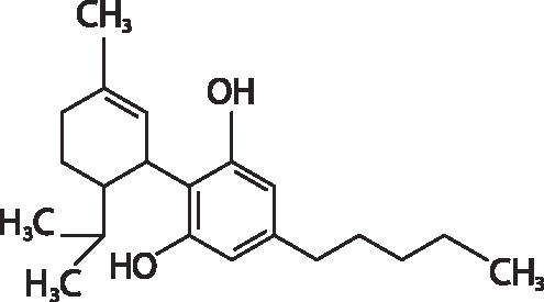 Chemische Zusammensetzung CBD - Was ist CBD